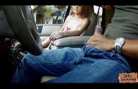 ไม่มีเงินจ่ายค่ารถ ก็จ่ายเป็นหีสาวแทน xxx