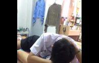 คลิปหลุด! คลิป2 ครูเกย์หนุ่ม โรงเรียนสวนกุหลาบ! ชวนนักเรียนชายคู่รักแอบมาอมควยกันที่หอพักครูเวลาพักเที่ยงอีกแล้วครับท่านที่กำลังเป็นข่าวดังรีบดูก่อนโดนลบนะครับ xxxเกย์